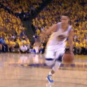 Curry Gets Through