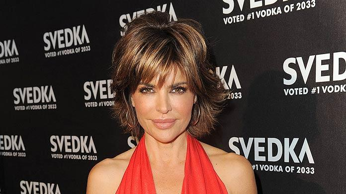 Lisa Rinna SVEDKA Evnt