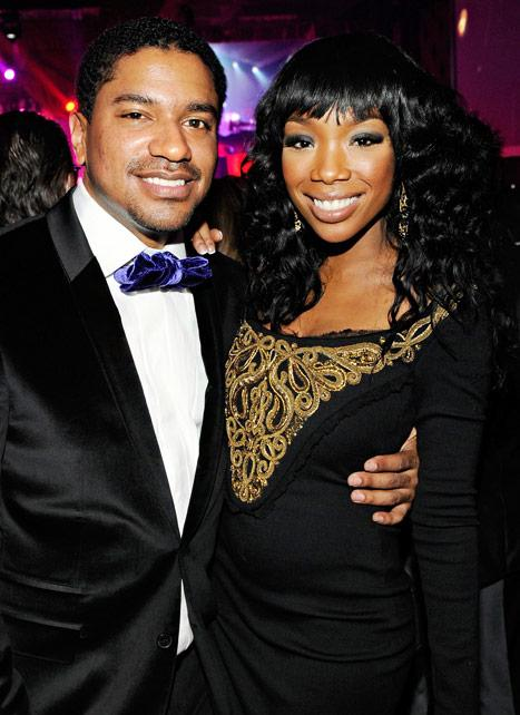 Brandy Is Engaged to Music Executive Ryan Press!