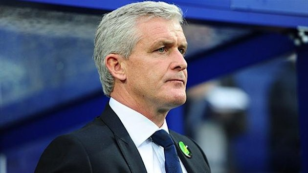 Mark Hughes (PA Photos)