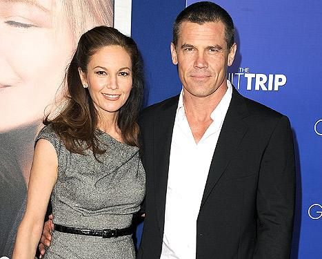 "Josh Brolin Calls Wife Diane Lane an ""Extremely Strong Woman"" Prior to Divorce Announcement"