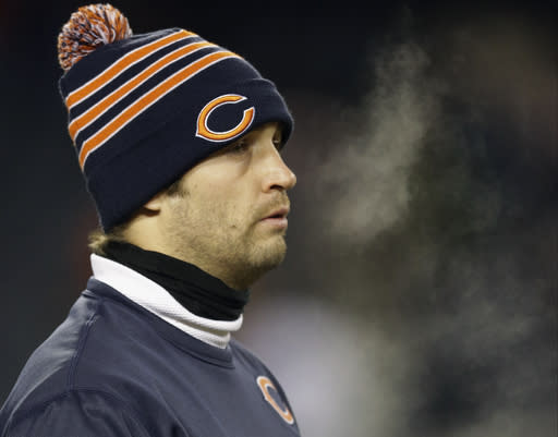 Trestman optimistic Cutler will play this week