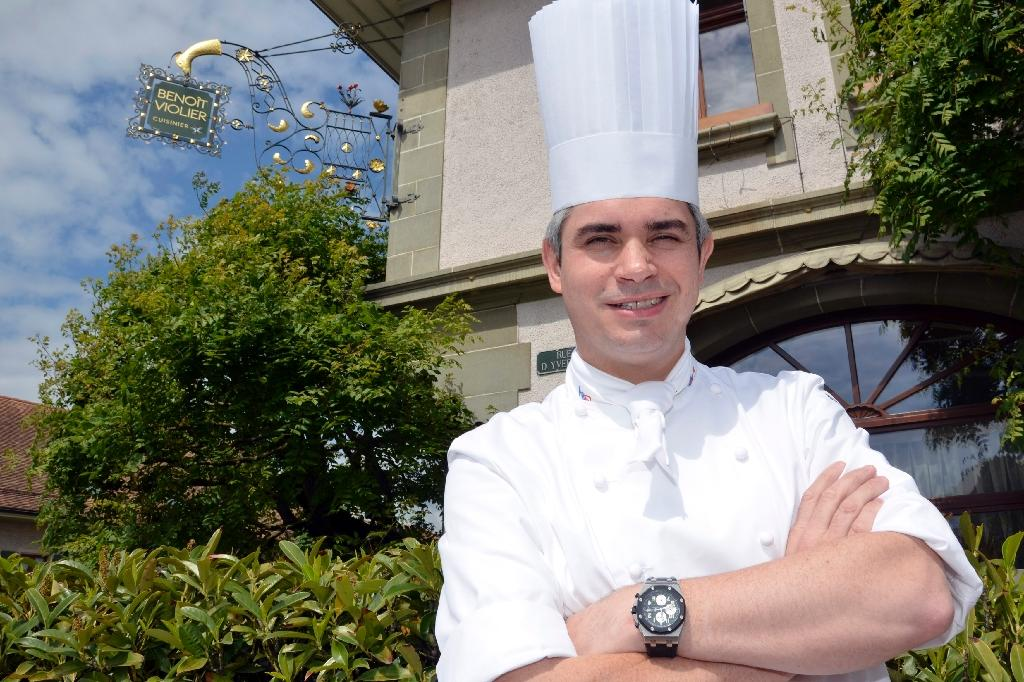 Star chefs turn out for funeral of tragic colleague Violier