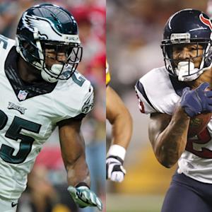 Eagles at Texans Preview