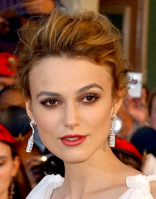 Keira Knightley at the Disneyland premiere of Walt Disney Pictures' Pirates of the Caribbean: Dead Man's Chest