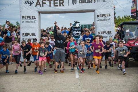 "The UnitedHealthcare IRONKIDS Galveston Fun Run Energizes Youth About Healthy Living Through ""IRONMAN"" Races"