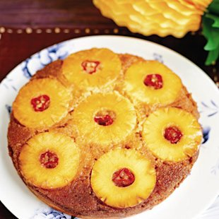 Pineapple and Chilli Upside Down Cake: Recipes