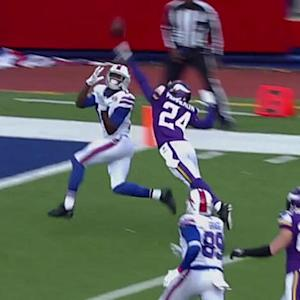 Buffalo Bills wide receiver Sammy Watkins 26-yard touchdown catch