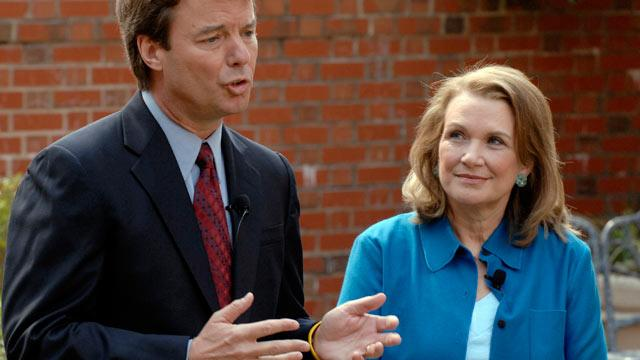 John Edwards Feared Wife's 'Volcanic' Reaction to Affair