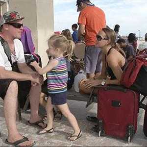 Tourists Still Stranded in Mexico After Odile