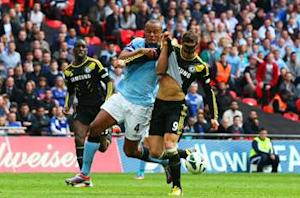 Kompany refutes Chelsea penalty claims