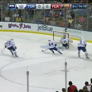 James Reimer Save on Brian Campbell (05:59/2nd)