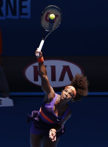Williams, Azarenka into 4th round at Aussie Open