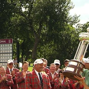 Chris Kirk interview after winning the Crowne Plaza Invitational
