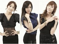 Tae-yon, Jessica and Tiffany to form sub-unit