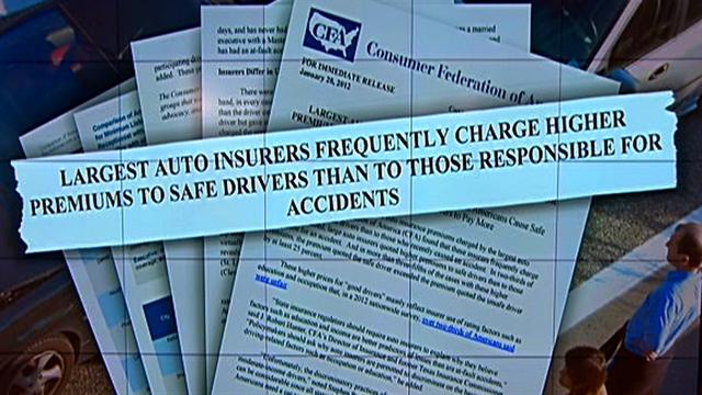 Study reveals some safe drivers pay more for insurance