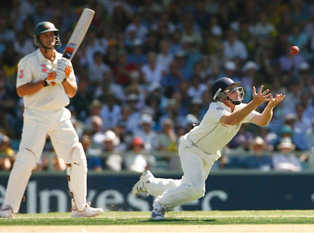 Third Test - Australia v England: Day One