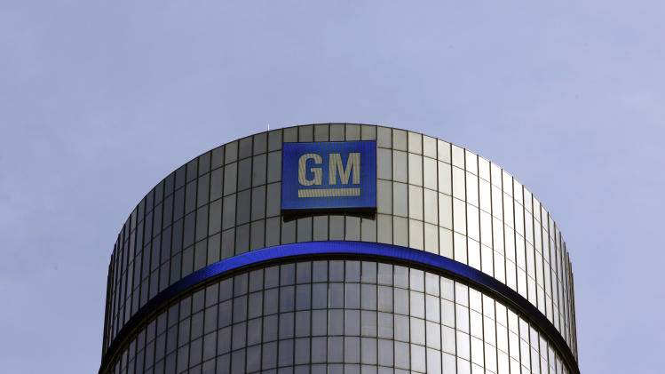 GM global sales hit 9.7M last year, beats VW