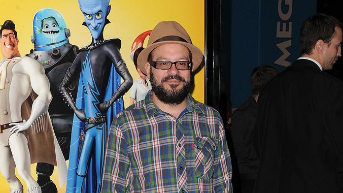 Megamind LA premiere 2010 David Cross
