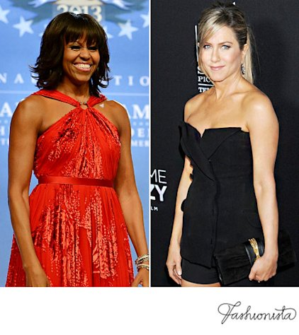 Michelle Obama and Jennifer Aniston Inspire 4000% Increase in Upper Arm Plastic Surgery