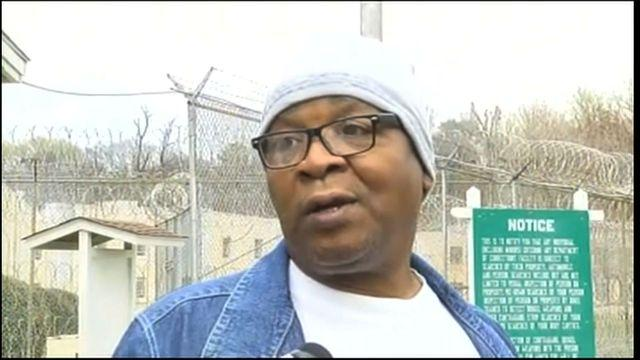 Louisiana death row inmate freed after nearly 30 years behind bars