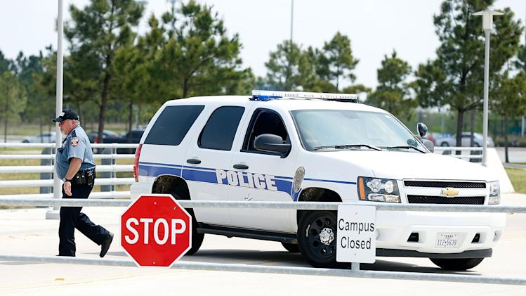 Over A Dozen Stabbed At Texas Community College