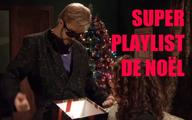 Chansons de Noël : La playlist de la rédaction