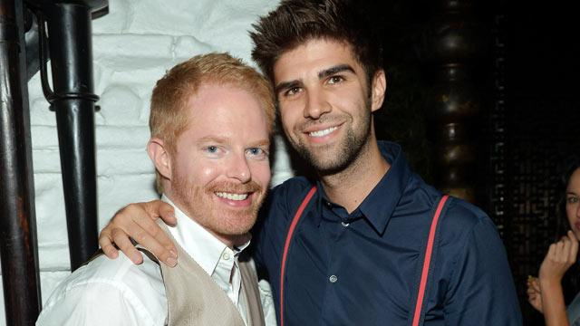 ABC's 'Modern Family' Star Jesse Tyler Ferguson Engaged
