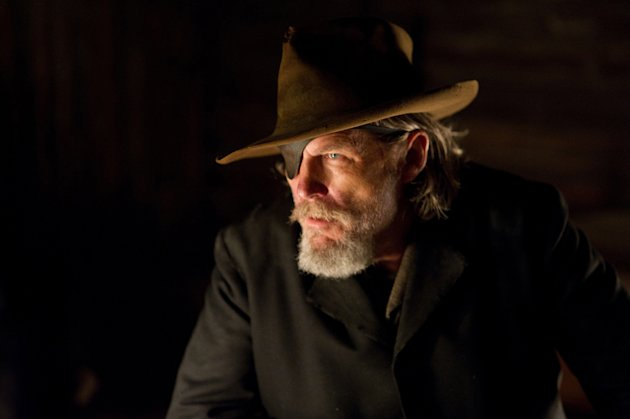 Jeff Bridges True Grit Production Stills Paramount 2010