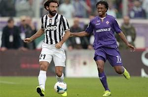 Fiorentina 4-2 Juventus: Rossi nets hat trick to guide hosts to victory