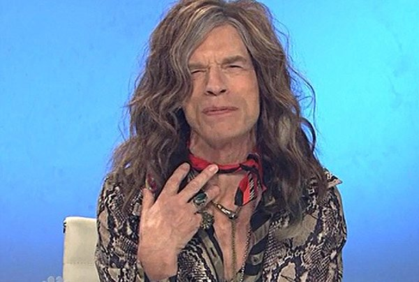 Steven Tyler: Mick Jagger Got Me 'So Wrong' On 'Saturday Night Live'