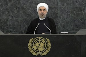 Hasan Rouhani, President of the Islamic Republic of …