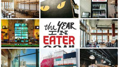 The Ultimate Guide to Detroit's 2014 Restaurant Openings: Mapped