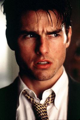 Tom Cruise in TriStar Pictures' Jerry Maguire