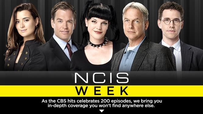 'NCIS': Behind the Scenes Photos
