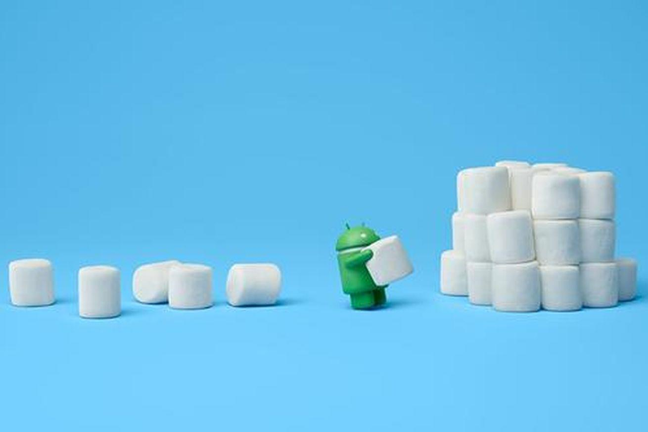 Only 7.5 percent of Android phones are running Marshmallow