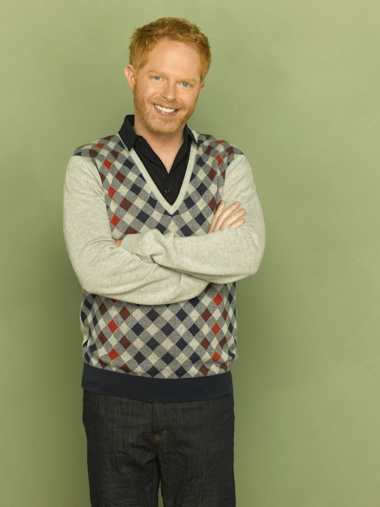 "Jesse Tyler Ferguson in the ABC series ""Modern Family"""