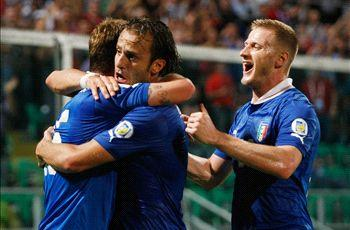 Match-winner Gilardino relieved with Italy win
