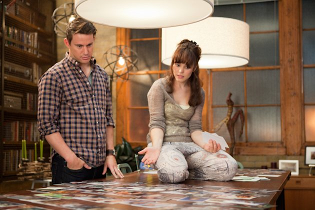 The Vow 2012 Screen Gems Channing Tatum Rachel McAdams