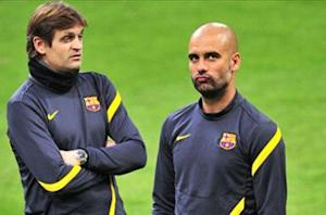 Guardiola: Vilanova's illness is hard for me
