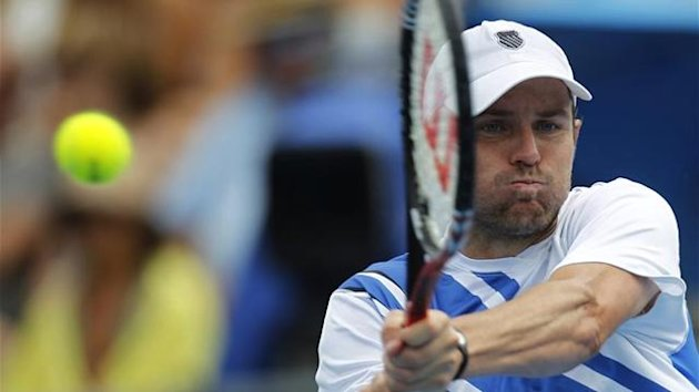 2012 TENNIS Mardy Fish of the US