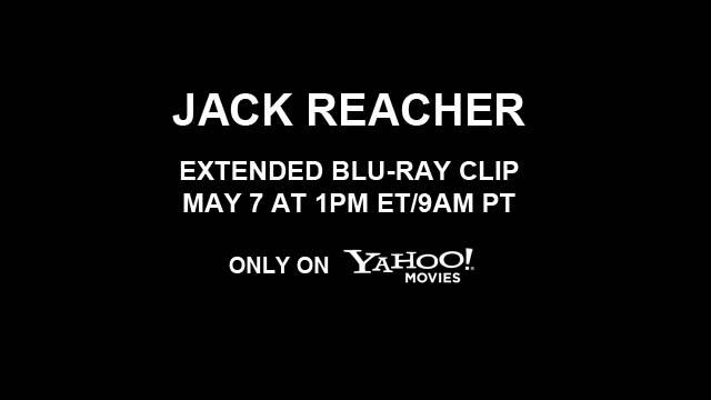 'Jack Reacher' Extended Blu-Ray clip