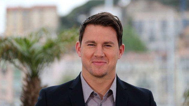 Channing Tatum poses during a photocall for the film 'Foxcatcher' at the 67th edition of the Cannes Film Festival in Cannes, southern France, on May 19, 2014 -- Getty Images
