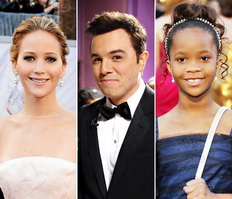 Oscars Timeline: How the Stars Prepped and Partied All Weekend Long!