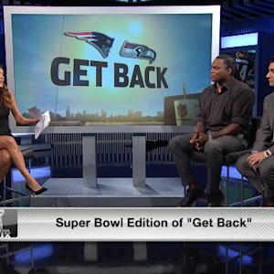 Get Back: Patriots and Seahawks