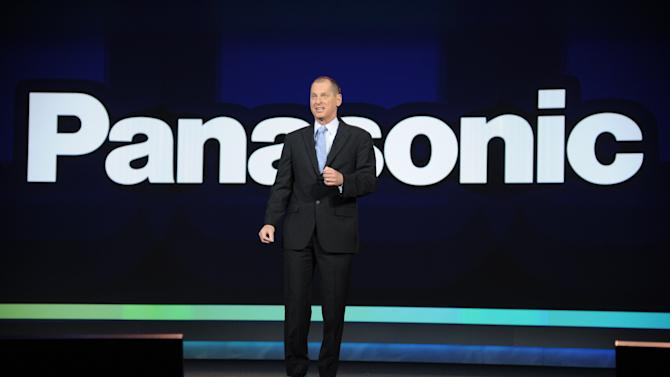Gary Shapiro, president and CEO of the Consumer Electronics Association seen at the International Consumer Electronics Show 2013, on Tuesday, January 8, 2013, Las Vegas, NV during the Panasonic Keynote presentation (Photo by Al Powers/Invision for Panasonic/AP Images)