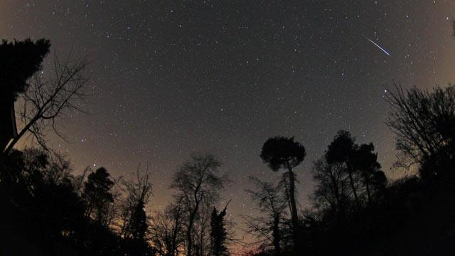 Lyrid Meteor Shower of 2012