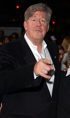 Edward Herrmann at the LA premiere of Universal's Intolerable Cruelty