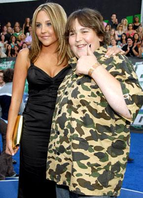 Amanda Bynes and Andy Milonakis 2006 MTV Movie Awards - Arrivals Culver City, CA - 6/3/2006