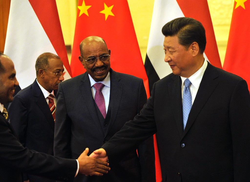 China's Xi calls indicted Sudanese leader Bashir 'old friend'